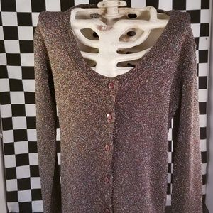 Sparkly Betsey Cardigan